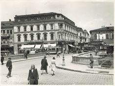 Nicolae Ionescu (1903 - 1975) Fotograf al Bucurestilor - altmarius 1925 Thing 1, Bucharest, Time Travel, 1975, Louvre, Street View, Building, Traveling, Park