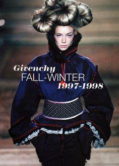 givenchy 1997-1998