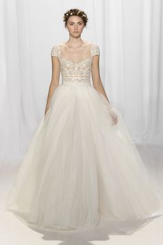 Reem Acra - Bridal Collection - Look 14 – Angela