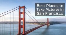Planning a trip to SF? Here are the best photography spots in San Francisco including popular locations like the Golden Gate Bridge and Lombard Street. Visiter San Francisco, Lands End Trail, Karl The Fog, Transamerica Pyramid, Beach At Night, Palace Of Fine Arts, Lombard Street, San Francisco Travel, Unique Buildings