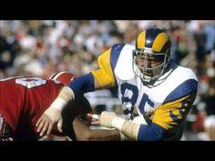 1979 dallas cowboys game v. la rams nfc divisional playoff   Bring the Rams back to Los Angeles - Crazy Legs - Deacon Jones