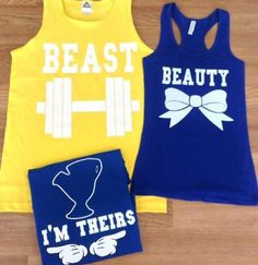 These are adorable!! My future husband, future son/daughter and i are getting these!!