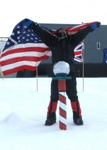 """Todd Carmichael- First American to cross the Antarctic on foot unaided.   """"Inspiration comes from doing the work, not as a catalyst to do the work. If you rely on adrenaline and emotion, you burn out."""""""