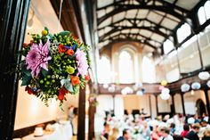A Creative Fabrica and St Peter's Church wedding in Brighton (Part 1)