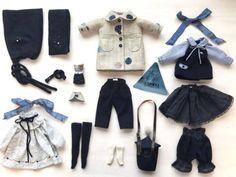 *Blythe outfit・コート・パペット・洋服set♪*_画像3