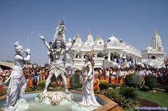 Shri Swaminarayan Mandir,London