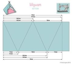 I'm Kiowa and I am actually THINKING about making one of these???  REALLY!!!!??!!Wigwam pattern | Flickr - Photo Sharing!