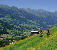Bad Gastein, Cycling Bikes, Biking, Bicycle, Explore, Mountains, Landscape, Nature, Travel
