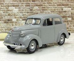 Sammlung Russisches Modellauto von DeAgostini KIM 10-50 1:43 # 10