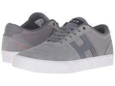 Mens Sneakers Huf Galaxy Mid Grey/White Q723U9712L