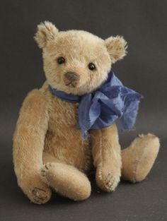 Nate - by Victoria Allum of Humble Crumble Bears