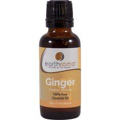 Earthroma Ginger Essential Oils