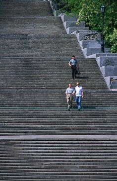 Potemkin Steps.
