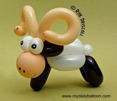 Ram Twist Balloon