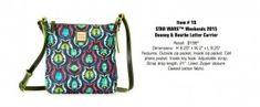 Star Wars Weekends - Dooney & Bourke letter carrier bag