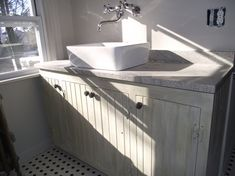 Bathroom Vanities Custom Made Raw or endless painted by BmadeNEW, $375.00