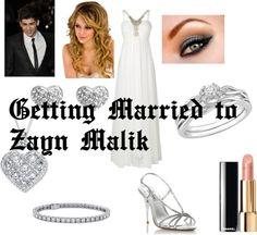 """Wedding/Zayn Mailk"" by sadiemcgee1993 on Polyvore"