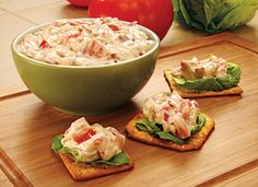 BLT Ranch Dip - Recipes at Penzeys Spices