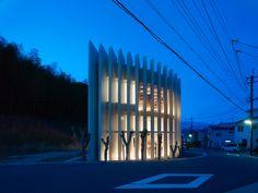 藤原・室 建築設計事務所 『向日の家』 https://www.kenchikukenken.co.jp/works/1085477397/3564/ #architecture #建築 #住宅