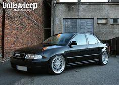 Audi B5 S4 on BBS