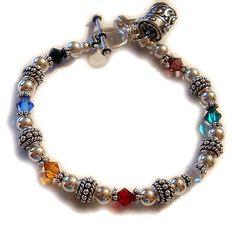 Beaded witness bracelet | SALVATION BEAD BRACELETS « Bracelets: Jewelry