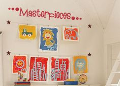 Masterpieces Wall Decals - Trading Phrases