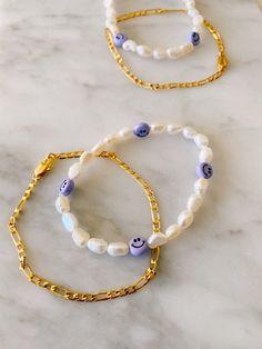 Funky Jewelry, Trendy Jewelry, Summer Jewelry, Cute Jewelry, Gold Jewelry, Beaded Jewelry, Jewelry Bracelets, Jewelry Accessories, Necklaces