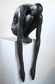 Emil Alzamora:  Sometimes classical, often surrealist but always possessed, these artworks convey the emotion the body imposes through its potentialities as limitations. Deformations, hybridizations or, at the contrary, representative traditions, each piece shows emotion through physicality.