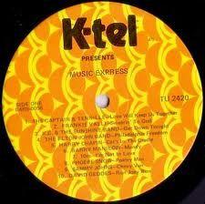 K Tel Records