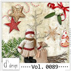 Vol. 0089 - Christmas Mix by Doudou's Design