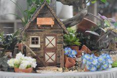 Miniaturwelten gibt es viele zu entdecken!  Unsere Mitarbeiterin gestaltet für jede Jahreszeit passende Minigärten, hol dir Inspirationen und bau dir deinen eigenen Minigarten! :) Bonsai, Around The Worlds, Inspiration, Outdoor Decor, Instagram, Home Decor, Roses Garden, Seasons, Floral