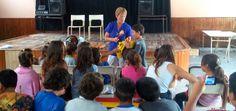 Mi Sonrisa Infinita recorre las Escuelas de Verano de La Costa - Noticias