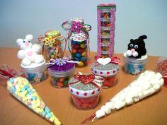 Variedad de dulces detalles