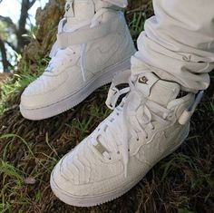 Custom Nike Air Force 1s