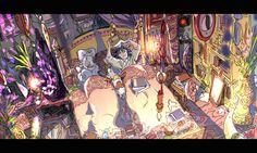 girlsbydaylight:    by masuo