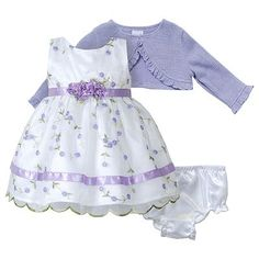 Amazon.com: Baby Girls Easter Dresses (Assorted Colors 3M - 4T ...