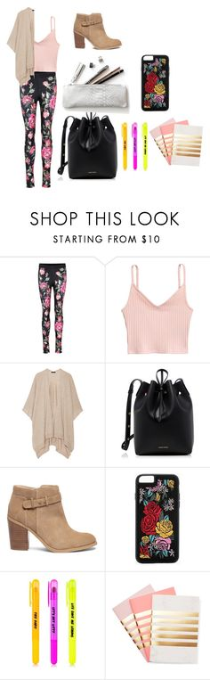 """Teen wolf- malia Tate/hale inspired outfit"" by hussainaaminah ❤ liked on Polyvore featuring Dolce&Gabbana, The Row, Mansur Gavriel, Sole Society, Boohoo and StudioSarah"