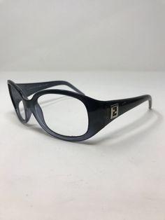 e59bf65ff1d Fendi Sunglass Frames 5077-421 Blue Grey 58-17-130 Full Rim Pc78  fashion   clothing  shoes  accessories  womensaccessories   sunglassessunglassesaccessories ...