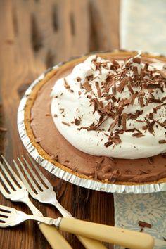 Paula Deen Truffle Pie