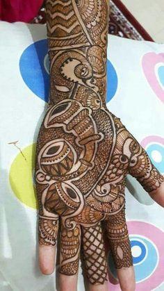 Latest Mehendi Designs for Hands & Legs - Happy Shappy Wedding Henna Designs, Peacock Mehndi Designs, Khafif Mehndi Design, Mehndi Designs 2018, Stylish Mehndi Designs, Mehndi Design Pictures, Beautiful Mehndi Design, Mehndi Designs For Hands, Mehndi Images