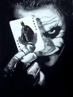 Joker The Dark Knight Joker Images, Joker Pics, Der Joker, Joker Art, Joker Hd Wallpaper, Joker Wallpapers, Half Sleeve Tattoos Designs, Small Tattoo Designs, Creepy Clown Pictures