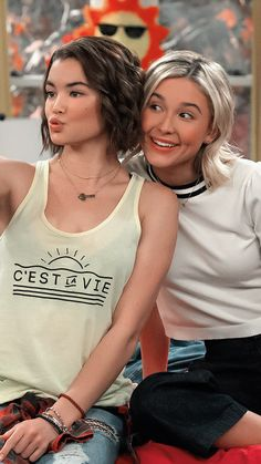 Best Friend Pictures, Bff Pictures, Cute Beach Pictures, Paris Berelc, Fandom Memes, Netflix Originals, Movie Wallpapers, Best Friends Forever, Best Tv