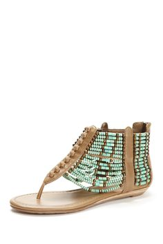 Matisse Aztec Sandal niiiiice