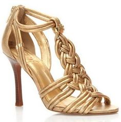 9249127ed08 Tory Burch Constance Sandal in Brown. One Savvy Design Consignment Boutique