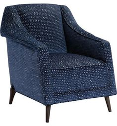Mimi Lounge Chair from the Hable for Hickory Chair™ collection by Hickory Chair Furniture Co.