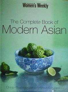 Modern Asian Cookbook - Woman's Weekly