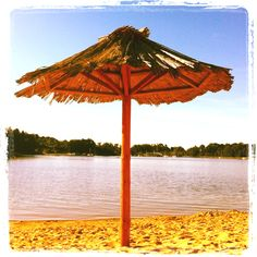 Masurian beach :)