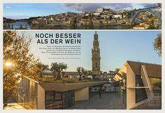 A revista alemã HÄUSER, acaba de destacar a cidade do Porto como destino de eleição | Porto | Portugal | Escapadelas ®