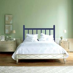 Traditional Headboard  Bedroom Wall Decals by SweetumsSignatures