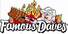 """Famous Daves BBQ in Salinas """"May you always be surrounded by good friends and great barbeque""""™ -Famous Dave Restaurant Coupons, Barbecue Restaurant, Logo Restaurant, Restaurant Recipes, Cheesy Mac N Cheese Recipe, Daves Bbq, Birthday Freebies, Free Birthday, Bar B Que"""
